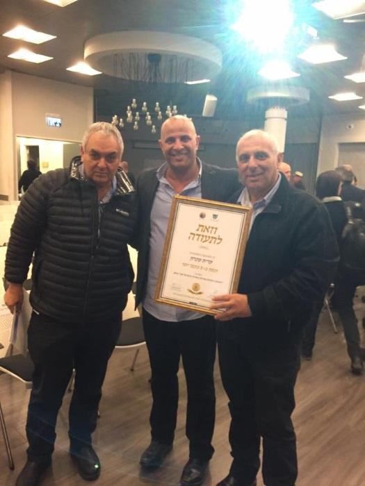 חמישה כוכבי יופי בתחרות המקלטים בשיתוף המועצה לישראל יפה ופיקוד העורף