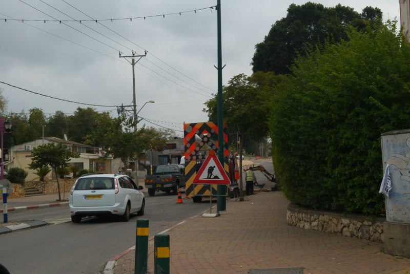 עבודות סלילת כביש (2)