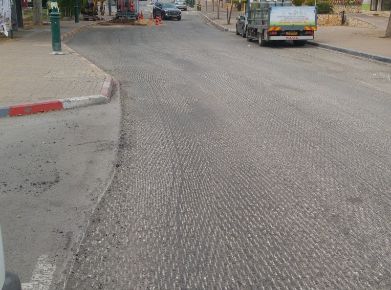 עבודות סלילת כביש (3)