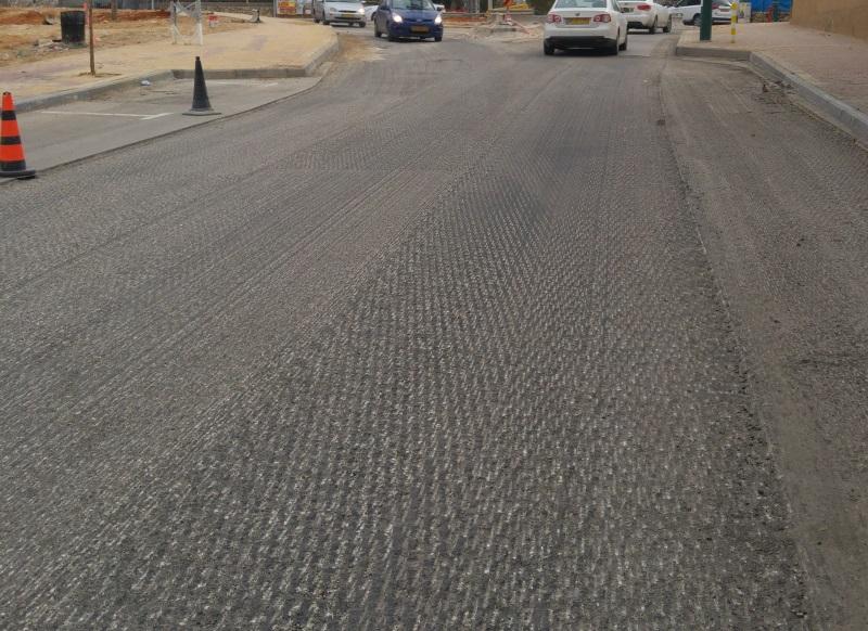 עבודות סלילת כביש (4)