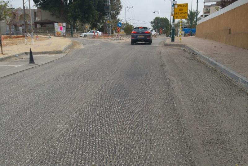 עבודות סלילת כביש (6)