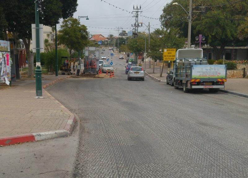 עבודות סלילת כביש (7)