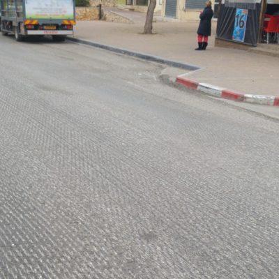 עבודות סלילת כביש (8)