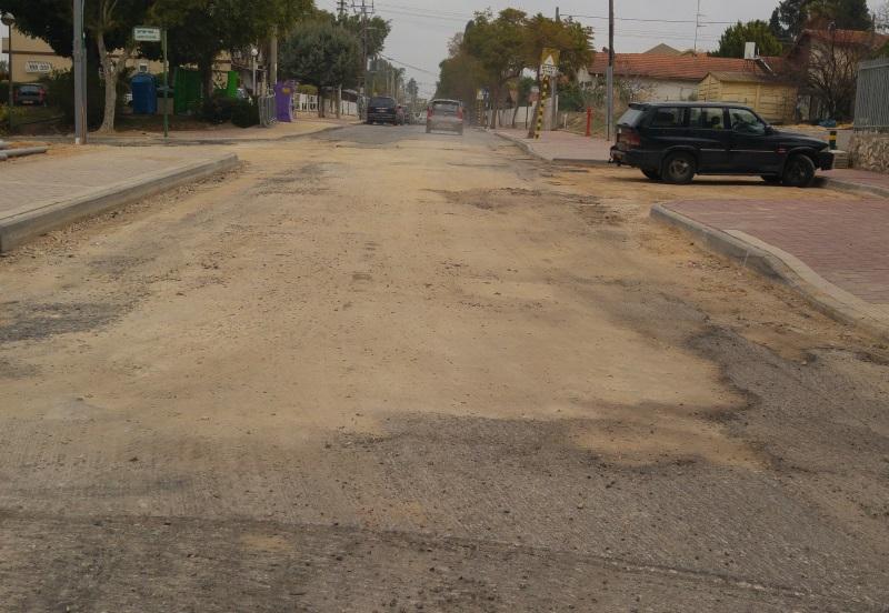 עבודות סלילת כביש (9)