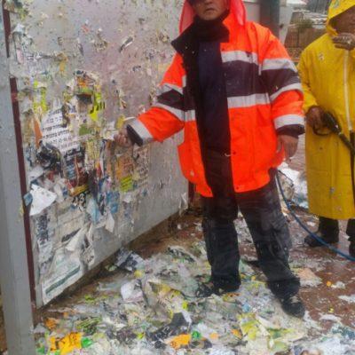 מחלקת הפיקוח במבצע נקיון (2)