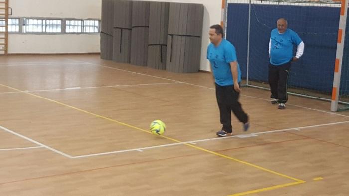 משחק כדורגל בין נבחרת המועצה לילדי בתי הספר (4)
