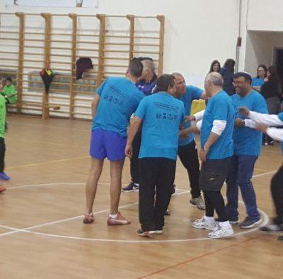 משחק כדורגל בין נבחרת המועצה לילדי בתי הספר (5)