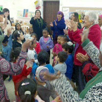 פעילות בן דורית בגן איריסים (3)