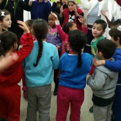 פעילות בן דורית בגן איריסים (4)