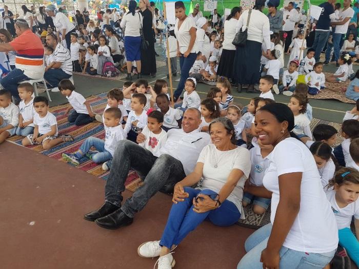 חג עצמאות בגני הילדים (2)