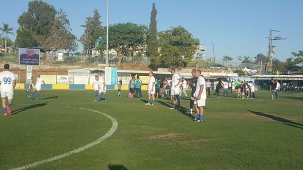 משחק כדורגל לזכרו של אשר עורקבי זל (1)