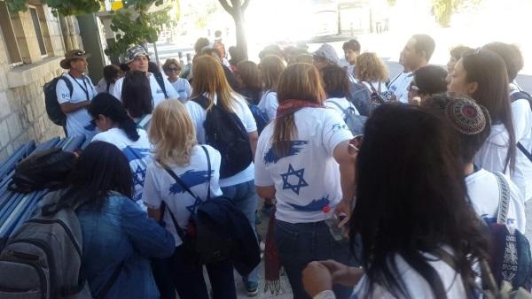 סיור בירושלים (2)
