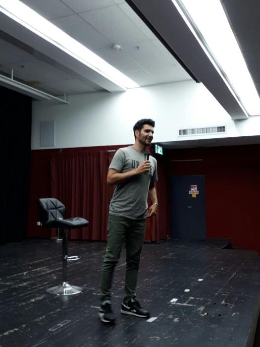 הופעה של השחקן שלומי קוריאט (7)